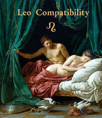 Classical Zodiac Sign Astrology of Leo Compatibility.