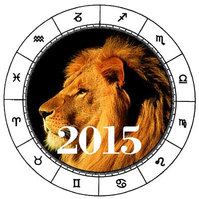 Leo 2015 Horoscope